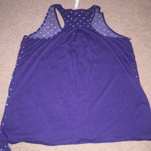 Gilligan & O'Malley Intimates & Sleepwear - Blue cotton sleep set